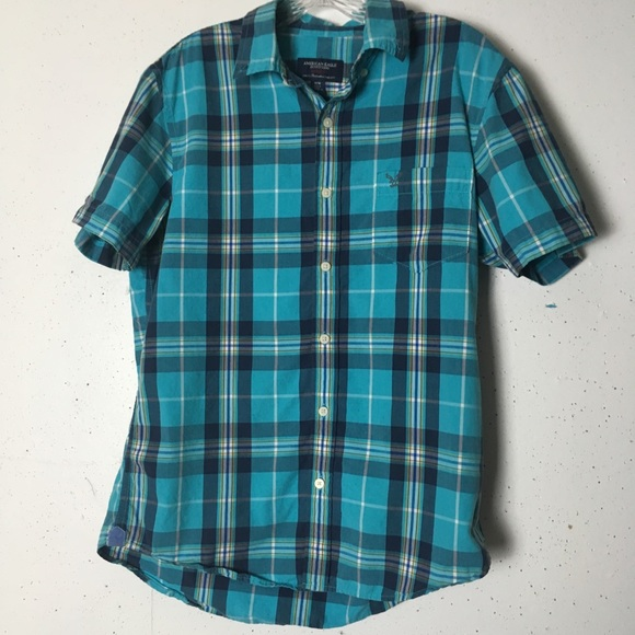 American Eagle Outfitters Other - American Eagle Outfitters Plaid Shirt